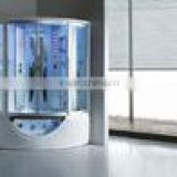 FC-105 bestme dry steam room for sale with factory price aqua glass steam shower balboa spa control panel for steam room