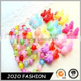 Wholesale baby girl plastic hair clips double hair grip hair accessory                                                                                                         Supplier's Choice