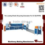 (GY-ZS-EPS/XPS)plastic bags recycling recycled plastic machines granulating production line