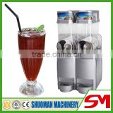 Electromagnetic transmission shaft beverage dispenser spigot