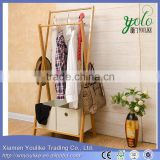 Simple style Bamboo Clothes Drying Hanger Rack Stand bamboo drying rack
