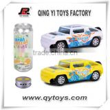 Beauty season pattern 1:36 4 Channel electric mini car