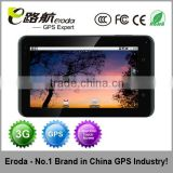 7inch MID talet pc,external 3g ,800MHz,Android2.2,Dual cameras,Internal GPS/Bluetooth/5-point Multi-Touch Capactive Screen!