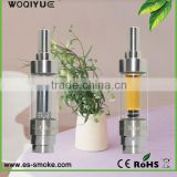 2014 high end glass herb pen dry herb vaporizer dry herb vaporizer cartridge with huge vapor
