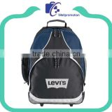 New design rolling laptop backpack trolley computer bag