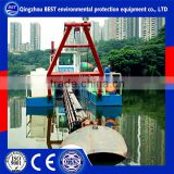Environmental and Mining Sand Pump Dredger