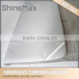 hospital/hotel bed thin mattress pad/protector/mattress topper
