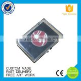 Design enamel lapel pin manufacturers china with gift box