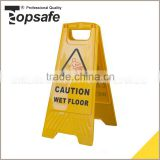 S-1633-3 New Model Caution Signs Caution Board For Caution Wet Floor