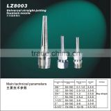 Chromed Universal Straight-jetting Fountain Nozzle