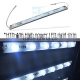 High Power 6 LED rigid strip 60*20 beam angle IP67 IP65 with lens