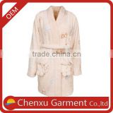 fashion show sexy babydoll sleepwear nighty women sexy fleece nighty maxi dressing gown