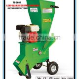 6.5HP 76MM Gasoline machine for cutting and splitting wood