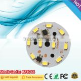 5w 3w 7w 10w 15w driver and LED together 110v 220v input voltage constant current dimmable smd5730 down light ac chip