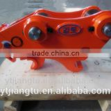 jt-06 quick hitch coupler for SDLG 6135 AND 12 TONS excavator made in china cheap and quality