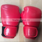 Commercial Boxing Gloves Competition Gloves Leather Boxing Gloves