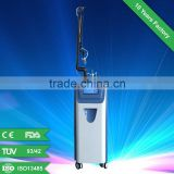 Warts Removal Medical Used CO2 Fractional Laser (10600nm)/CE Approved Vagina Cleaning Fractional 10.6um Co2 Laser Machine For Beauty Salon And Laser Clinic Birth Mark Removal