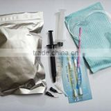 Advanced teeth whitening beauty kit/ beauty salon professional teeth whitening kit/spa kit