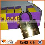 Top security padlock with key with Best competitive price