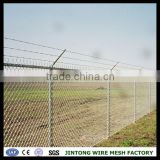 aluminum fence post cap,woven gird chain link fence,diamond fence netting
