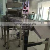 Factory price professional chocolate spreading machine
