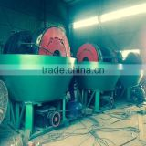 Hot Selling Full Set Gold Separation Machine Wet Gold Mill Plant for Rock Gold Mining Plant