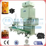 Clients favorite coal briquettes bagging machine approved by CE
