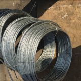 Grade700-1300 Galvanized Steel Wire Strand for stay wire