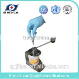 manual stainless steel Syringe Destroyer for medical