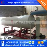 Cheapest mobile LPG gas station 5000L mini gas filling plant
