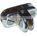 SS304 stainless steel glass clamp
