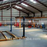 large span new model steel structure warehouse prefabricated warehouses