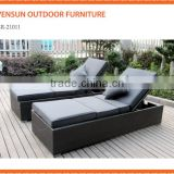Modern Appearance and Home Furniture General Use folding beach chaise sun lounger chair