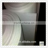 China manufacturer garment Fusible nonwoven Gum stay interlining 1050HF backing paper embroidery with cetificates
