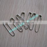 Garment Tag 22mm Steel Coiless French Safety Pin