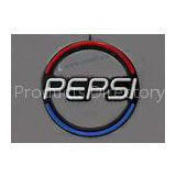 Custom Made Outdoor PEPSI LED Neon Sign Advertising Signboard