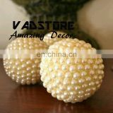 newest fashion plastic beads ball wedding table centerpiece customerized size beads diy chrystal decor ball
