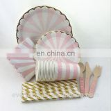 Birthday Party Paper Sets(Napkin,Plate,Cup,Eye Glass ,Hat)