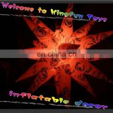 Lighting decoration inflatable wedding star with led