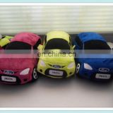 OEM lovely plush car toys can make your own logo