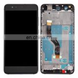 factory price high quality iPartsBuy Huawei P10 Lite / nova Lite LCD Screen + Touch Screen Digitizer Assembly with Frame