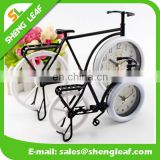 Contracted bicycle alarm clock Creative children luxury clock