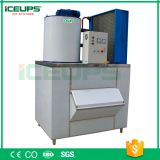 Used commercial ice flake making machine for food processing 2T/24h