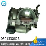 60mm Wholesale High Quality In Stock Throttle Body Assembly For Santana VW 050133062B