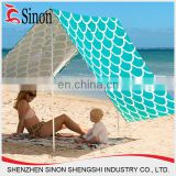 HOT sell! special price custom Beach Tent/ spider tent/star Tent for party