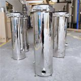 Galvanization Industrial Water Filter Housing Water Filter System