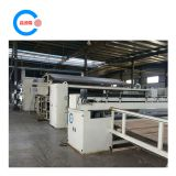 Nonwoven thermal bonded wadding production line