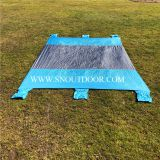 Portable Beach Picnic Ground Sheet Camping Mat Sand Free Blanket
