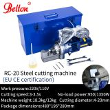 small-scalehandle iron cutting machineRC-20for construction project