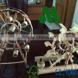 ferris wheel for kids,kids mini ferris wheel,sky wheel,ferris wheel on table,mini ferris wheel
